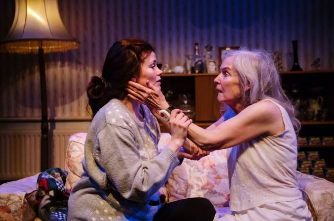 Cockamamy, The Hope Theatre (c) Alex Brenner, no use without credit (8) Louise Coulthard and Mary Rutherford_preview