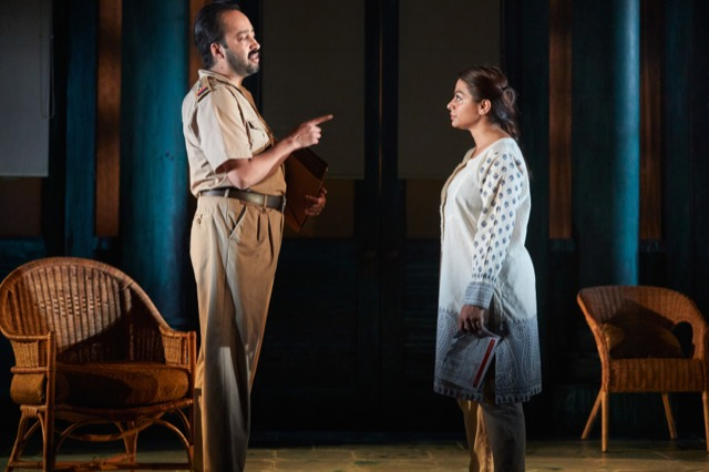 WhenTheCrowsVisit_ProductionShots_oct19_Asif-Khan-Inspector-Ayesha-Dharker-Hema.-Photo-by-Mark-Douet